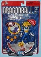 Dragonball ZドラゴンボールZ SS Trunks Z Store Collector 's Exclusiveメタリックペイントアクションフィギュア
