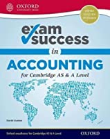 Exam Success in Accounting for Cambridge AS & A Level (CIE A Level)【洋書】 [並行輸入品]