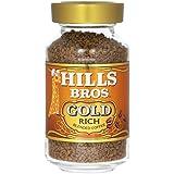 ヒルス インスタントコーヒー ブレンドゴールド ブレンドコーヒー 瓶 90g