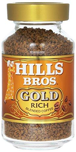 ヒルス ゴールドリッチ ブレンドコーヒー 90g