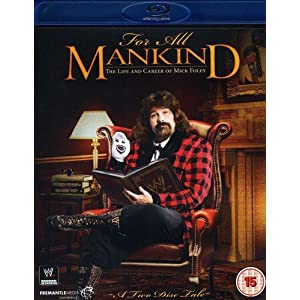 Wwe-For All Mankind: The Life & Career of Mick Fol [Blu-ray] [Import]