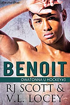 Benoit (Owatonna Book 3) by [Scott, RJ, Locey, V.L.]