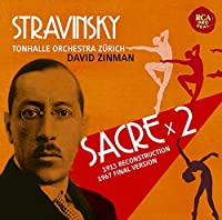 Stravinsky: Le Sacre Du Printemps by David Zinman (2015-01-28)
