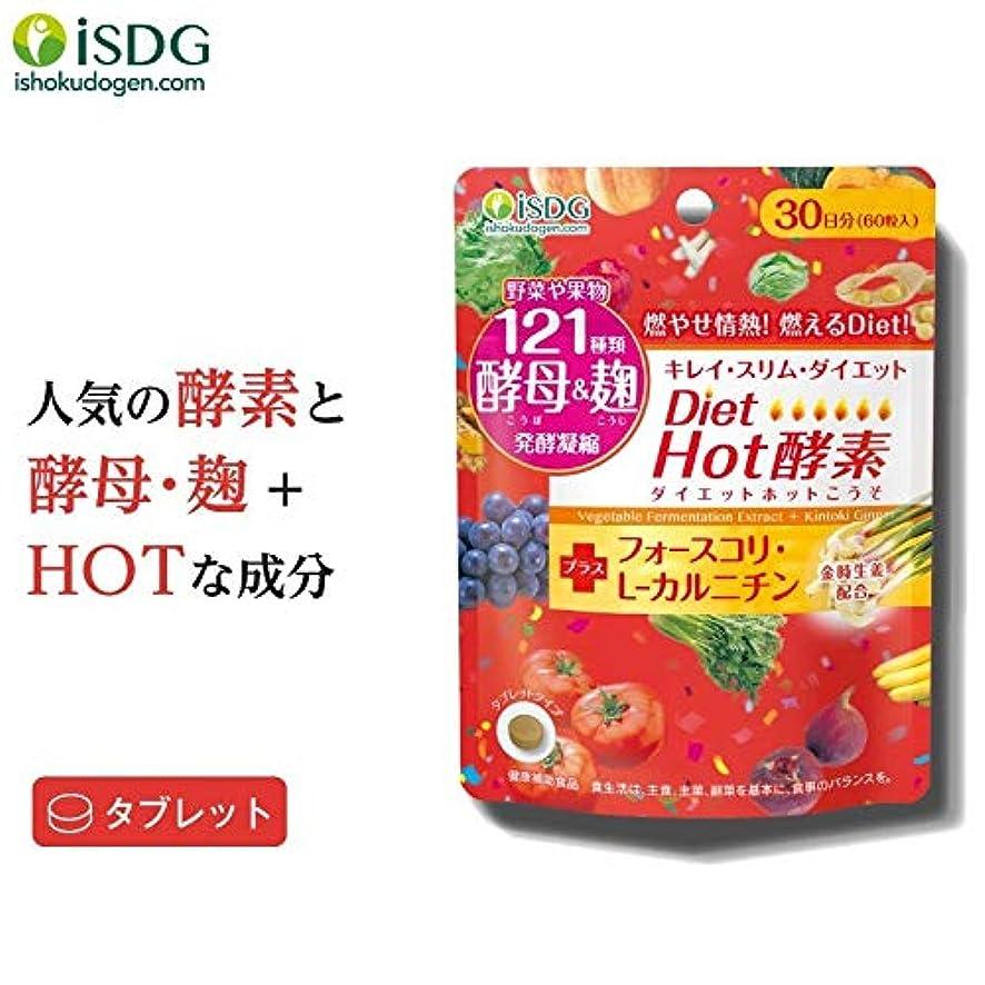 批判する力強い脅威ISDG 医食同源ドットコム Diet Hot 酵素 ダイエットホット酵素 60粒 30日分