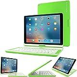 Best Snugg iPadのケース - iPad Pro 12.9用キーボード付きカバーセット iPad Pro 12.9 グリーン B01LZRUVGL Review