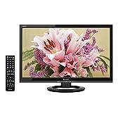 シャープ 22V型 AQUOS ハイビジョン 液晶テレビ 外付HDD対応(裏番組録画) ブラック LC-22K30-B