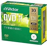 三菱ケミカルメディア 録画用DVD-R Victor VHR12JP10J1