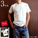 3P ゴールドパック クルーネックTシャツ ヘインズ画像③