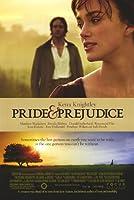 Pride & Prejudice オリジナル映画ポスター 片面 27x40