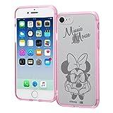レイ・アウト iPhone8 / iPhone7 ケース ハイブリッド ディズニーキャラクター ミニーマウス RT-DP14U/MN