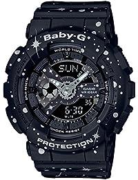 [カシオ]CASIO 腕時計 BABY-G ベビージー スターリースカイシリーズ BA-110ST-1AJF レディース