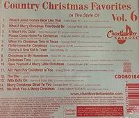 Karaoke: Country Christmas 6