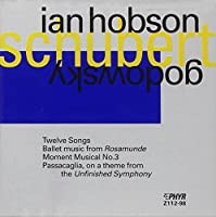 Twelve Songs / Moment Musical by IAN HOBSON (1998-12-15)