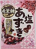 味覚糖   塩あずき  109G×6袋