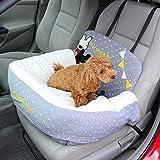 リサとガスパール 星柄 ドライブ カドラー | 犬 ドライブボックス 犬 ドライブ シート |
