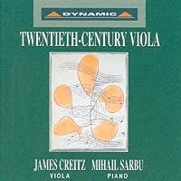 Works For Viola And Piano by ENESCU / STRAVINSKY / SHOSTAKOVI (1995-07-07)