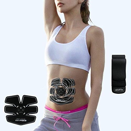 フィットネスマシン 充電式 EMS筋トレ IMATE 筋肉刺激 筋力トレーニング 腹筋器具 ダイエット 筋肉トレーニング スポーツ 健康機械 腹部用