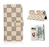 Best iPhone 5Sケース - iPhone 5ケース 5Sケース SEケース アイフォン 手帳ケース アイフォン5Sケース手帳型 チェック柄 Review