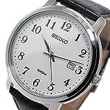 セイコー SEIKO クオーツ ユニセックス 腕時計 SUR113P1 ホワイト[並行輸入品]