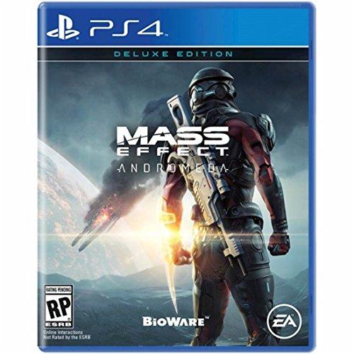 Mass Effect Andromeda Deluxe Edition PlayStation 4 マスエフェクトアンドロメダデラックスエディションプレイステーション4 北米英語版 [並行輸入品]
