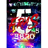 B'z SHOWCASE 2020-5 ERAS 8820- Day5 (Blu-ray)