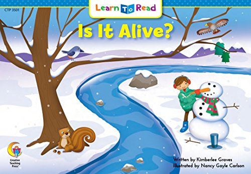Is It Alive?: Science Learn to Read (Learn to Read Science Series; Life Science)の詳細を見る