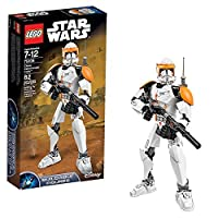 LEGO (LEGO) Star Wars building double figures Clone Commander Cody 75108