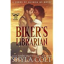 Biker's Librarian (Lords of Mayhem Book 1)