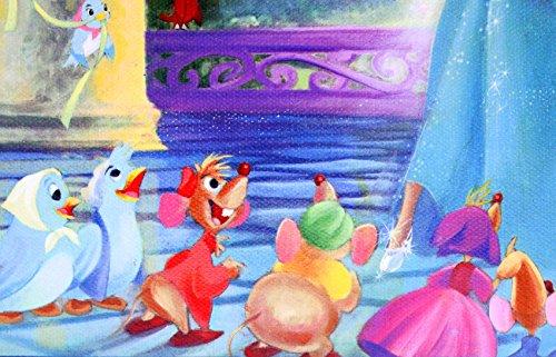Disney ディズニー/ジョン・ロー「シンデレラ/ライフ・シー・ドリームス・オブ」 【並行輸入品】 Disney(ディズニー)