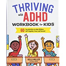 Thriving with ADHD Workbook for Kids