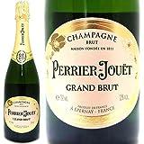 ペリエ ジュエ グラン ブリュット NV シャンパン 辛口 白 750ml