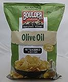 BOULDER オリーブオイル ポテトチップス 596.4g
