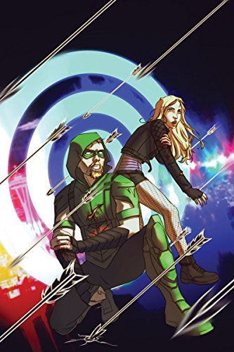 Green Arrow Vol. 3: Emerald Outlaw (Rebirth)