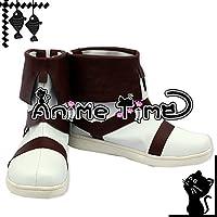 ●●サイズ選択可●●男性25.5CM MJR1239 コスプレ靴 ブーツ デジモンアドベンチャー 太刀川ミミ