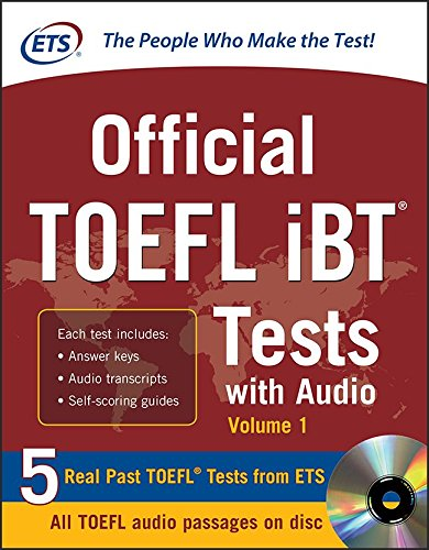 Official TOEFL iBT Tests with Audio (Educational Testing Service)の詳細を見る