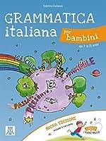 Grammatica italiana per bambini - nuova edizione: da 7 a 11 anni / Libro