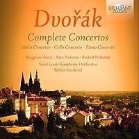 Dvorak: Complete Concertos by Ruggiero Ricci (2014-05-03)