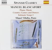 Blancafort - Piano Music (2004-05-03)
