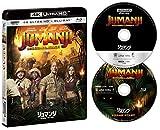 ジュマンジ/ウェルカム・トゥ・ジャングル 4K ULTRA...[Ultra HD Blu-ray]