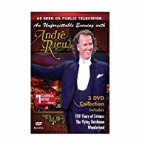 An Unforgettable Evening With Andre Rieu [DVD] [Import]