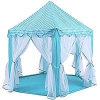 子供のインドアPlay Tent with Mosquito net-通気性ペストコントロールプリンセス城Kids Play House