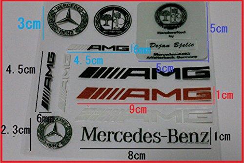 ベンツ AMG アファルターバッハ ステッカー メルセデスをさりげなく彩る! メルセデスベンツ デカール シール