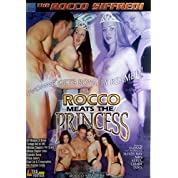 DVD movies Rocco meats the princess ROCCO SIFF. PRODUCTION roc113 [DVD] [DVD]