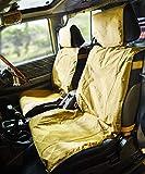 GORDON MILLER X-PAC SEAT COVER シートカバー 車 防水 モールシステム 汎用 コヨーテ ベージュ 1578287