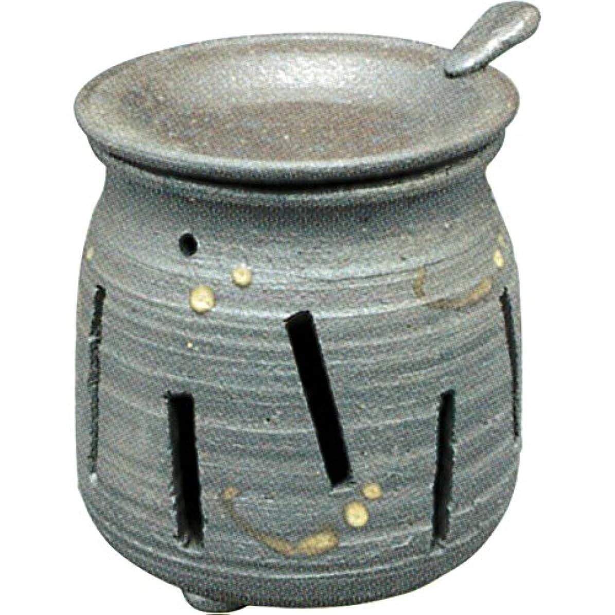 メッセージギャラリー市長常滑焼 : 焜清 茶香炉 ル36-05