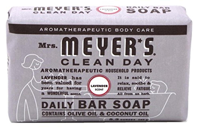 ペナルティアプローチ信号Mrs. Meyers 夫人マイヤーズ石鹸ラベンダー5.3オンス(156Ml)(2パック)