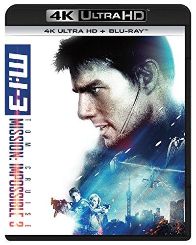 M:i:III (4K ULTRA HD + Blu-rayセット) [4K ULTRA HD + Blu-ray]