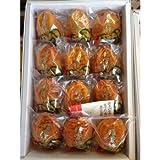 フルーツひろは 福蜜柿1箱12玉3L