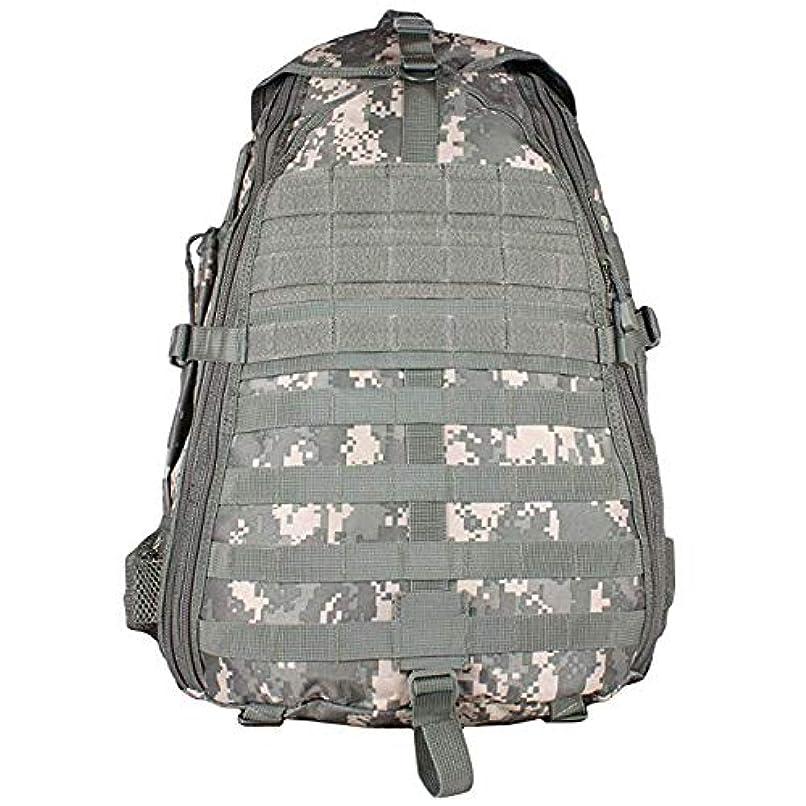 騒々しい任命する肥沃なAnas 登山バッグ ハイキングアタックバッグ 防水 アウトドアスポーツバックパック タクティカルハーネスバッグ