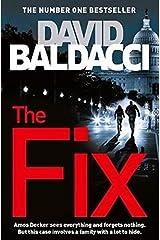 The Fix (Amos Decker series) マスマーケット